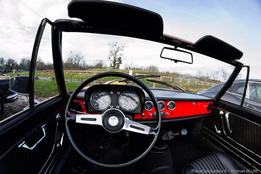 Alfa Romeo Spider 130