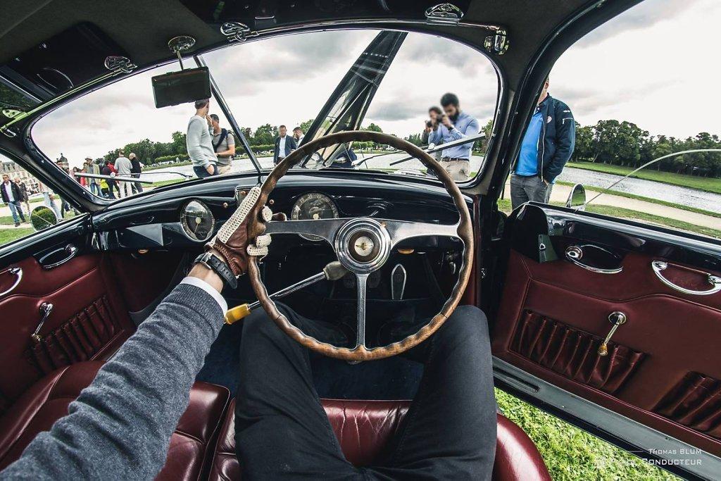 1951 Alfa Romeo 6C 2500 SS Coupé Villa D'este by Touring Superleggera