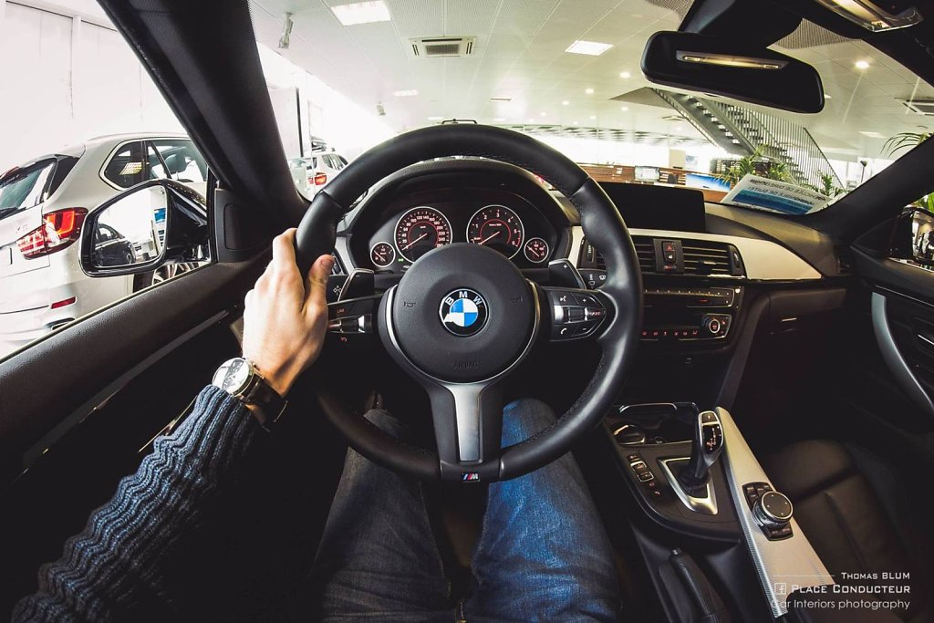 BMW 420d GrandCoupe M Sport