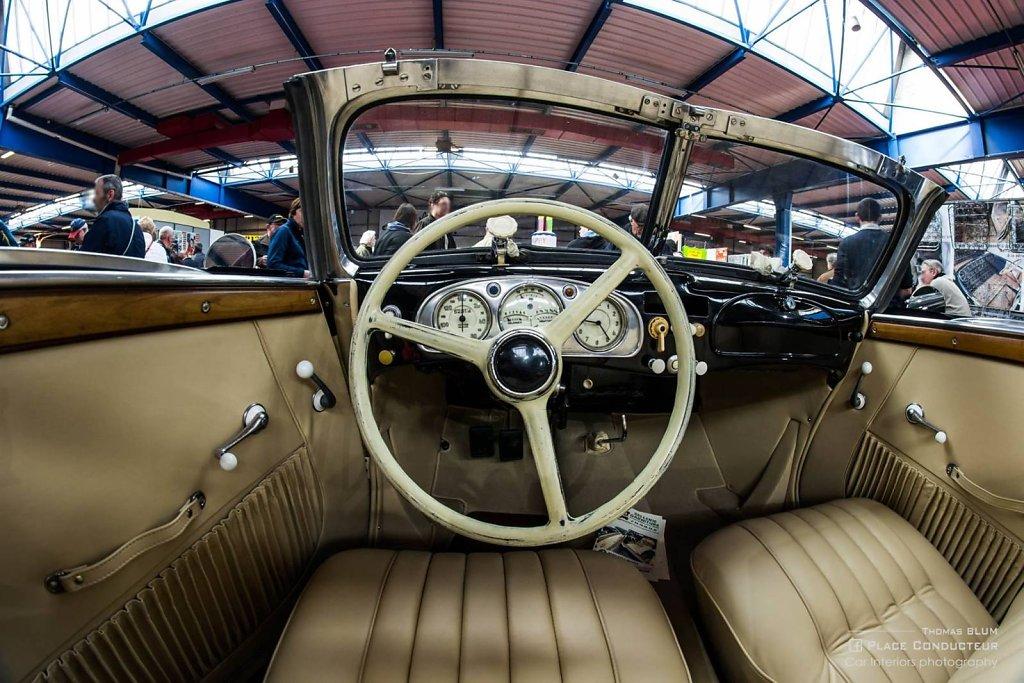 1938 BMW 327 Cabriolet