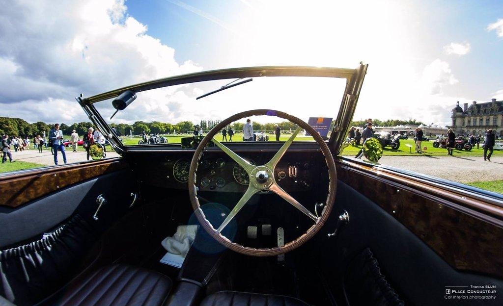"""1937 Bugatti Type 57 S """"Corsica"""""""