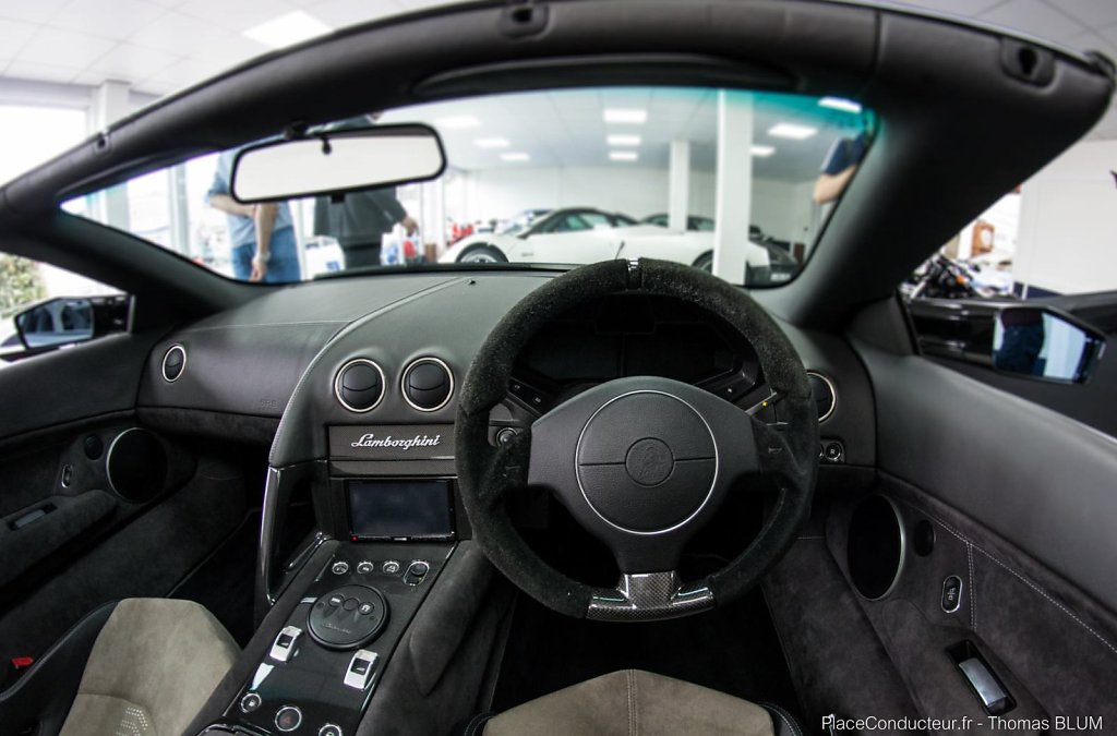 Lamborghini Reventon Spyder
