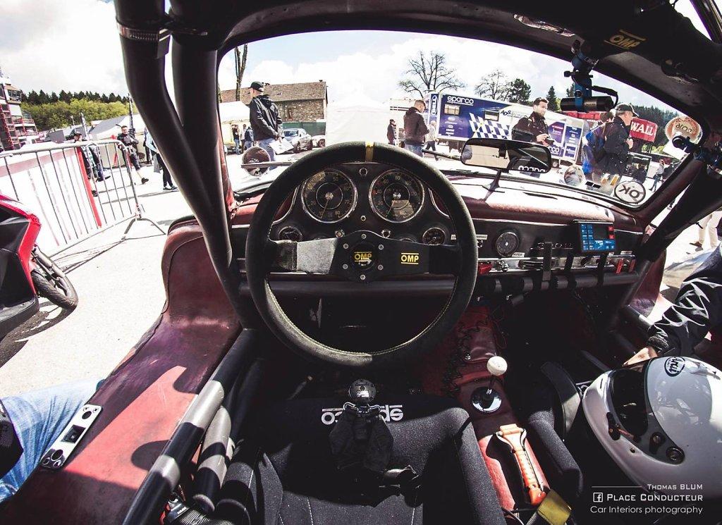 Mercedes-Benz 300SL racecar