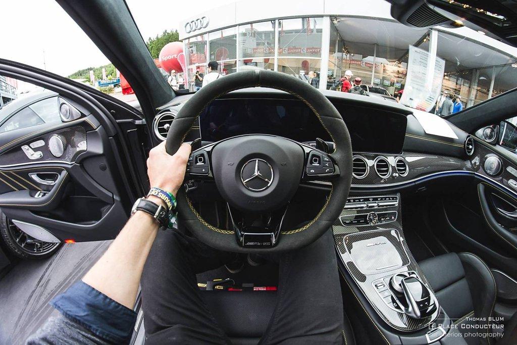 "Mercedes-Benz E63 S 4MATIC+ ""Edition 1"""