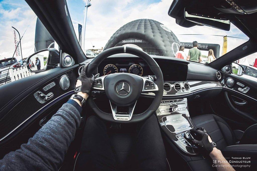 Mercedes-Benz E63S