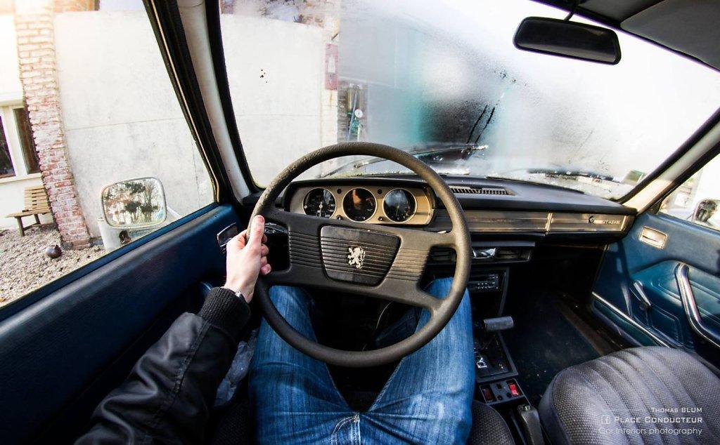 Peugeot 504 Automatique