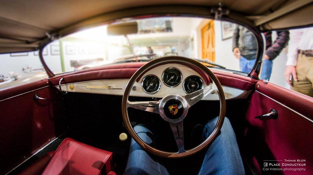 Porsche Speedster RHD