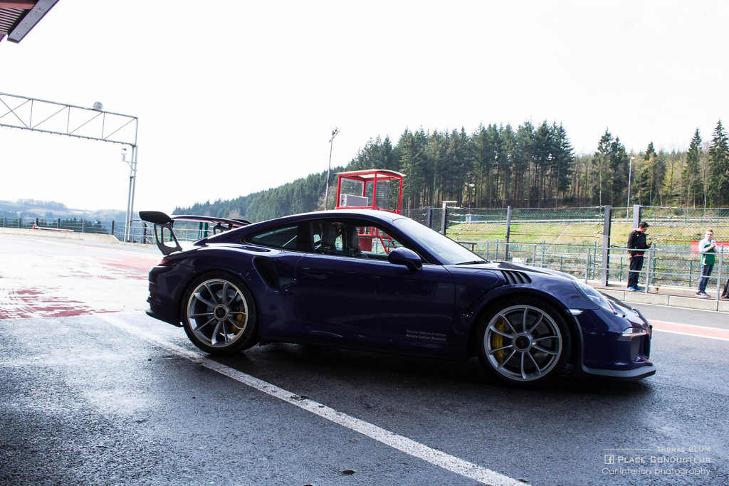Porsche Days - Spa Francorchamps
