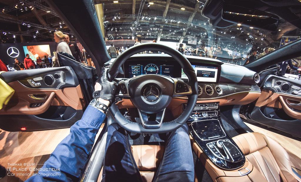 """Mercedes E300 """"Green Edition"""""""