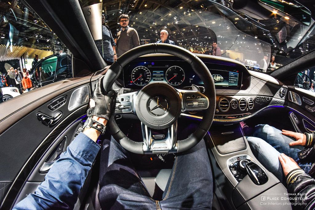 Mercedes-Benz S-class (updated)
