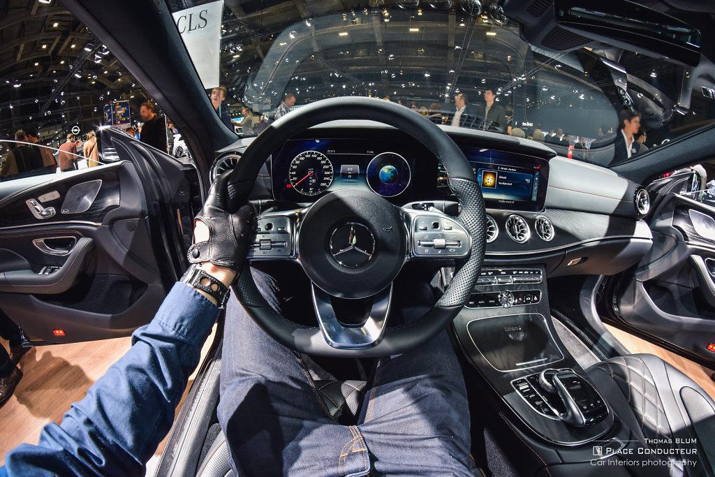 Mercedes Benz CLS (2018)