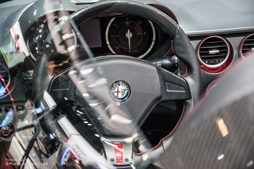 Touring Superleggera - Disco Volante Spider