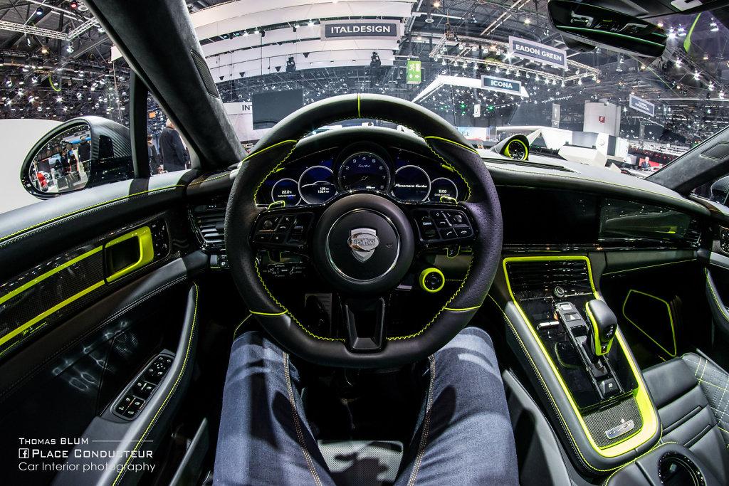 TechArt GrandGT (Porsche Panamera)