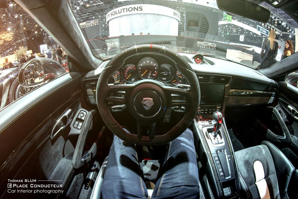 TechArt Coupé (Porsche 911 GT3)