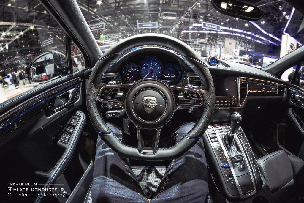 TechArt SUV (Porsche Macan)