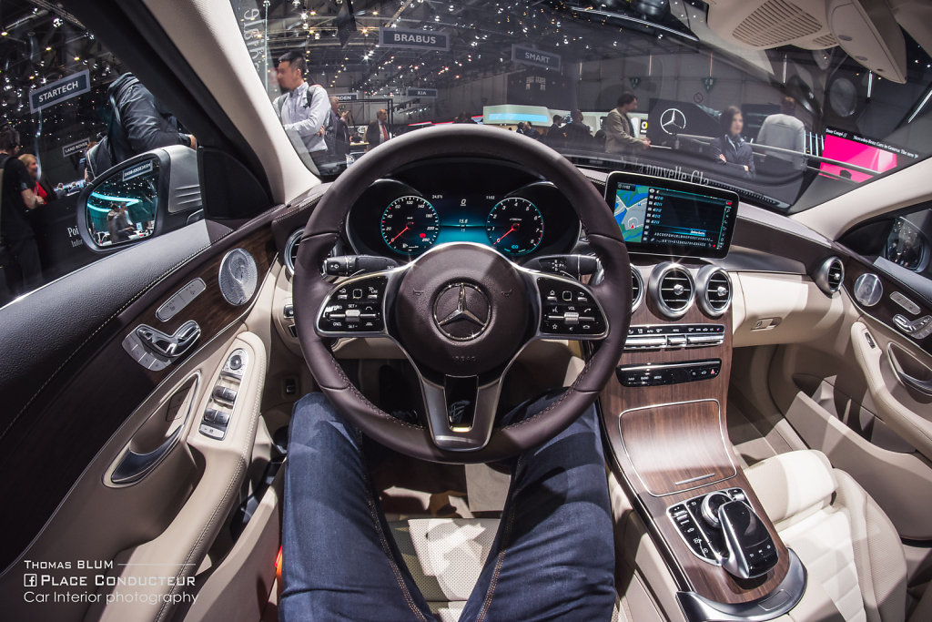 Mercedes-Benz C200 4Matic Limousine
