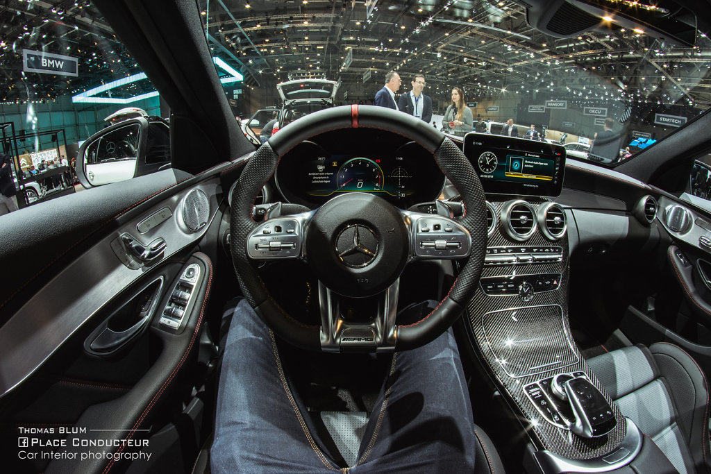 Mercedes-Benz C43 AMG 4matic