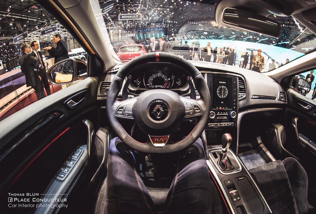 Renault Mégane IV RS interior